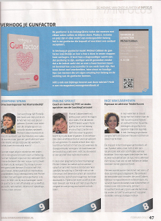 Een 9- Van De Lezeressen Van Mgt Boek Magazine