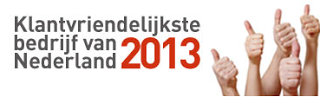Klantvriendelijkste Bedrijf Van Nederland