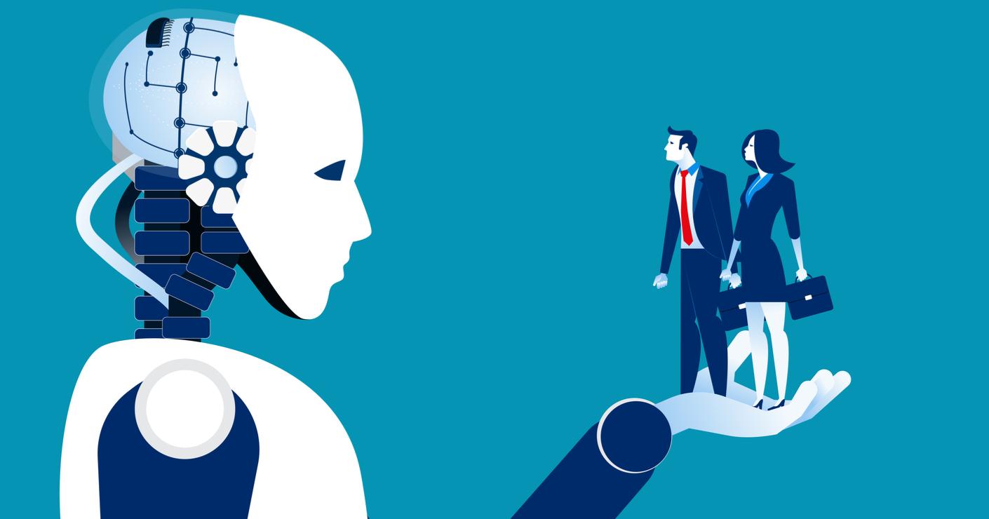 Een Robot Helpt Met Het Voorspellen Welke Deals Gaan Vallen